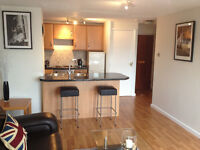 One bedroom apartment with Parking St Paul's Square. Available immediately.