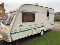 Bailey Ranger 450/2 - lovely caravan