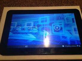 """9"" inch mint condition tablet"