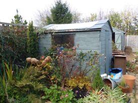 2 Garden / Allotment sheds