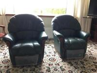 Manual Recliner Chair X2