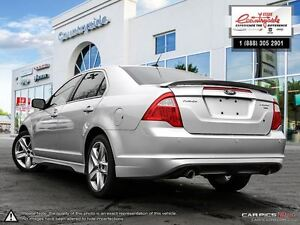 2010 Ford Fusion Sport *AWD, SPORT, V6, LEATHER* Windsor Region Ontario image 4