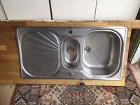 Stainless Steel Franke Kitchen Sink