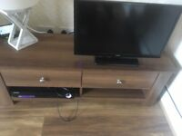 Tv stand, coffee table and sideboard