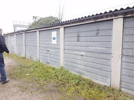 Garages available to rent: Cromwell Road Brentwood - ideal for storage/car etc