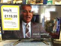 32 '' LED TV 6 month warranty.