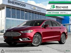 2017 Ford Fusion SE AWD Only 9,000KMS!!