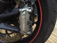 Ducati Hypermotard 821 sp 2015 breaking parts