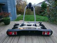 Sparkrite 3 bike towbar mounted cycle carrier