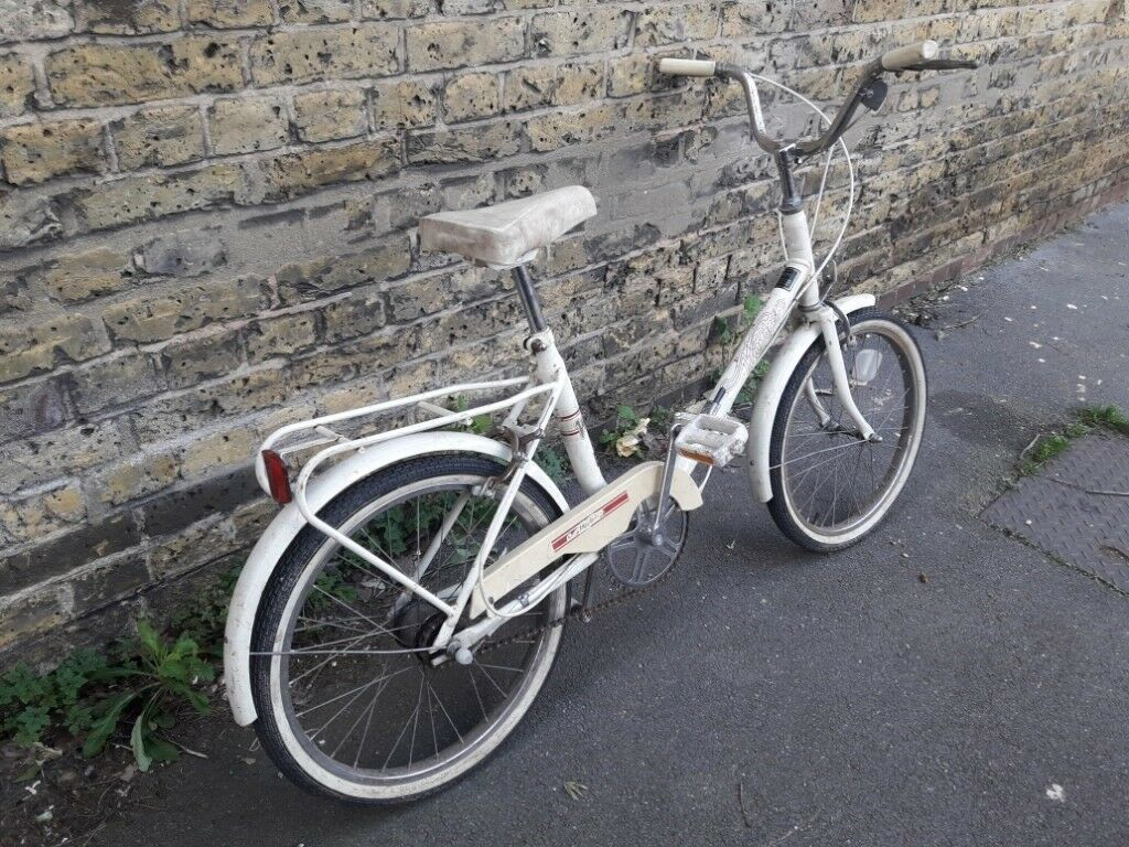 Apollo Wayfarer Folding Bike - Vintage Retro Bicycle | in Elephant and  Castle, London | Gumtree