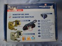 WINTERHOFF ROBSTOP WS 3000 PLUS HITCH LOCK. SUITABLE FOR WINTERHOFF WS 3000 TOW HITCH.
