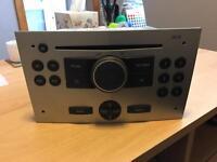Vauxhall CD30 head unit