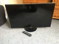 Samsung 32inch Tv w/ built in Freeview