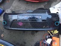 Ford Fiesta st150 front bumper