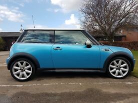 Mini Cooper S - Lovely little, reliable car. LOW MILEAGE 57000
