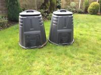 Large Compost Bins