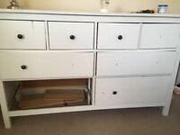 IKEA Hemnes 8 drawer chest