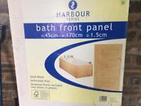 Bath Front Panel