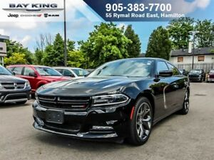 2017 Dodge Charger RALLYE EDITION, SUNROOF, BACKUP CAM, BLINDSPO