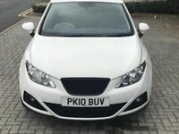 SEAT Ibiza 1.6 TDI CR Sport SportCoupe 3dr drives very nice & smooth