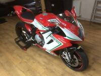 MV Agusta F3 800RC Only 554 miles