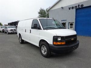 2017 Chevrolet Express 2500 COURTE A/C Vitre elec. Door Lock.