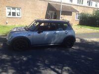 Mini Cooper s not vxr Clio sport gti