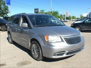2016 Chrysler Town & Country TOURING-L**DUAL DVD**LEATHER HEATED