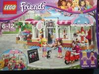 Lego friends cake shop.