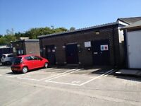 123 sq ft Workshop/Store. To Let, Strode Business Centre, Strode Road, Plympton PL7 4AY
