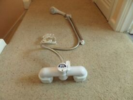 CROYDEX shower fitting for taps. REDUCED