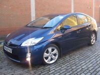 TOYOTA PRIUS T4 HYBRID ELECTRIC NEW SHAPE 2010 @@@ PCO UBER READY FOR WORK @@@ 5 DOOR HATCHBACK