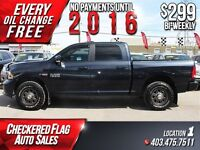2013 Dodge Ram 1500 Sport W/ Leather-NAV-Sunroof-Rear Cam