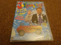 New Justin Fletcher Jollywobbles Car Wash Over an Hour of fun and Adventures DVD Aka Mr Tumble £1