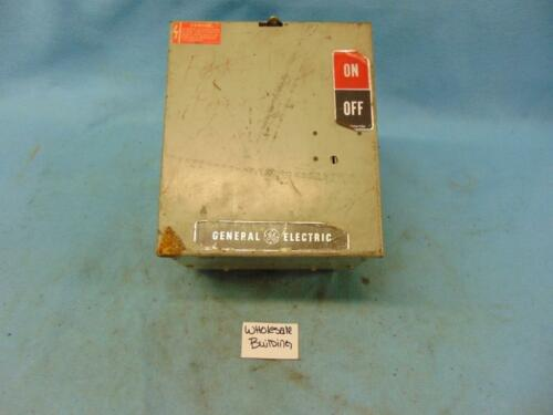 "GENERAL ELECTRIC, ENCLOSURE ONLY, FVK322R, 10-3/4""X9-1/4""X6-1/2"" INSIDE"
