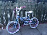 "16"" pedal pets dog bike"