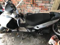 Jonway madness 50cc moped