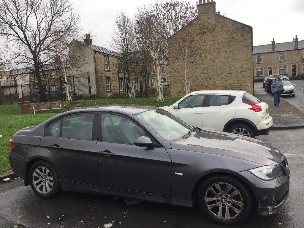 BMW 320d Automatic saloon non runner spares or repairs faulty turbo e90 m47  | in Nelson, Lancashire | Gumtree