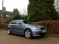 2004 BMW 116i SPORT GREY NATIONWIDE DELIVERY WARRANTY CARD FACILITY AVAILABLE