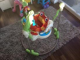 Fisher Price Rainforest Jumperoo RRP£80