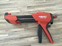 Hilti HDM 330 Cartridge Gun For Sale