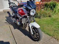 Honda, CB 1300 2005