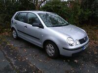 2003 VW Polo - No MOT, repair job or spares