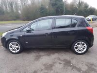 2008 VAUXHALL CORSA 1.4 SXI 16V PETROL MANUAL 117K WARRANTED MILES 2 OWNERS LOVELY CONDITION