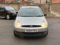 Ford, FIESTA, Hatchback, 2004, Manual, 1242 (cc), 3 doors