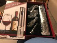 SCSXGO wine opener electric