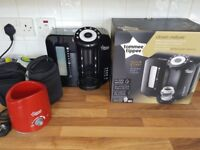 Baby bundle, prep machine, blender and steriliser