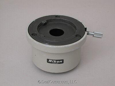 Nikon Microscope Riser Tube Labophot Optiphot