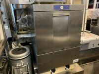 SERVICED HOBART DISHWASHER CATERING COMMERCIAL KITCHEN SHOP