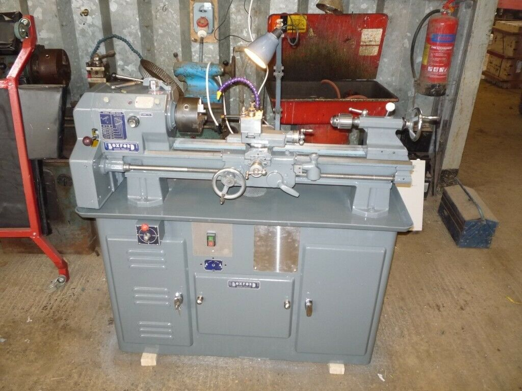 Peachy Boxford Model C Lathe In Bishops Stortford Hertfordshire Gumtree Wiring Cloud Oideiuggs Outletorg